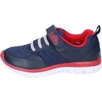 Zapatos Niño Zapatillas bajas Ellesse BN670 azul