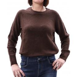 textil Mujer Jerséis Jacqueline De Yong  Marrón