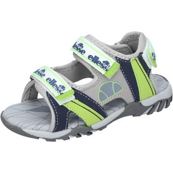 Zapatos Niño Sandalias Ellesse BN676 gris