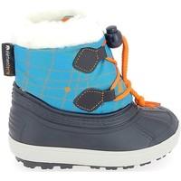 Zapatos Botas de nieve Elementerre Appleton BB Turquoise Azul