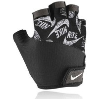 Accesorios textil Hombre Guantes Nike Guantes gimnasio  mujer Dri Fit N0002556981 Negro
