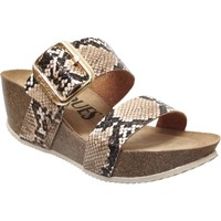 Zapatos Mujer Zuecos (Mules) K. Daques CULIP Beige