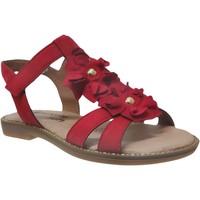 Zapatos Mujer Sandalias Remonte Dorndorf D3658 Rojo