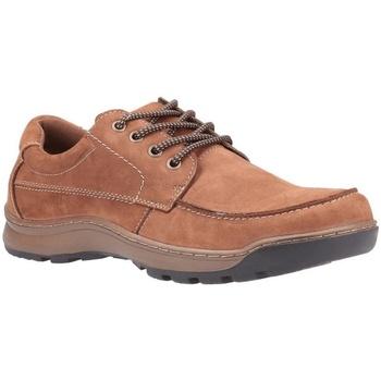 Zapatos Hombre Derbie Hush puppies  Rojo
