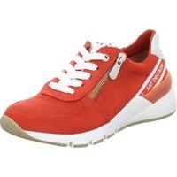 Zapatos Mujer Zapatillas bajas Marco Tozzi 222373934621 Rojos