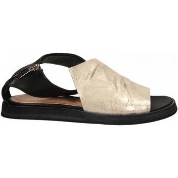 Zapatos Mujer Sandalias Salvador Ribes METAL PARKER + MATRIX panna-nero