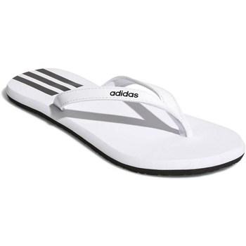 Zapatos Mujer Zapatos para el agua adidas Originals Eezay Flip Flop Blanco