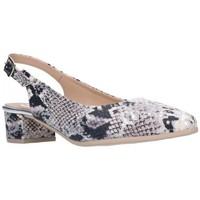 Zapatos Mujer Zapatos de tacón Moda Bella 11-1349GS MOLOKAI BLANCO Mujer Blanco blanc