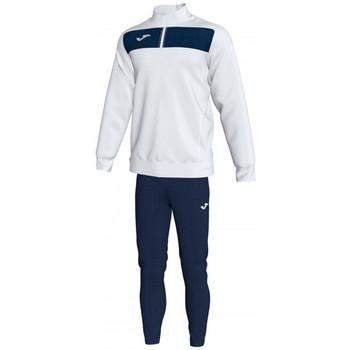 textil Conjuntos chándal Joma Academy II Blanco-Marino