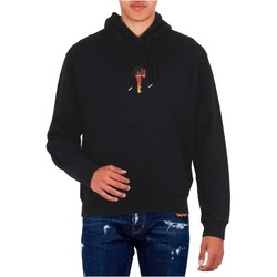 textil Hombre sudaderas Dsquared Jersey & Cardigans S74GU0349 negro