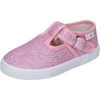 Zapatos Niña Zapatillas bajas Enrico Coveri BN685 rosa