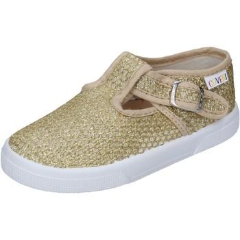 Zapatos Niña Derbie Enrico Coveri sneakers textil oro