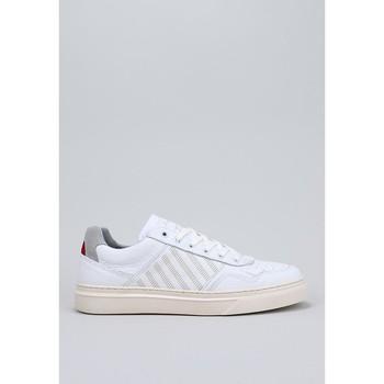 Zapatos Hombre Zapatillas bajas Krack Q00004004-50 Blanco