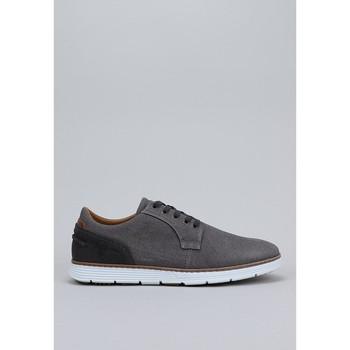 Zapatos Hombre Derbie Krack  Gris