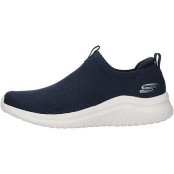 Zapatos Hombre Slip on Skechers 232047 Azul