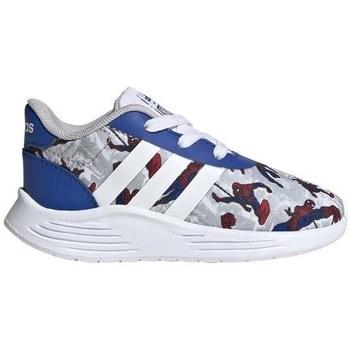 Zapatos Niños Zapatillas bajas adidas Originals Lite Racer 20 I Rojos, Grises, Azul