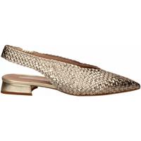Zapatos Mujer Bailarinas-manoletinas Enzo Di Martino INTRECCIO platino