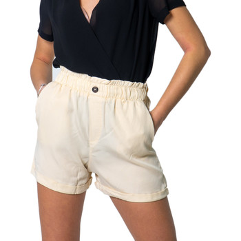 textil Mujer Shorts / Bermudas Noisy May 27010898 Beige