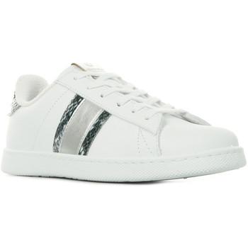 Zapatos Mujer Tenis Victoria Tenis Serpiente Blanco