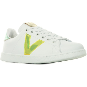 Zapatos Mujer Tenis Victoria Tenis Hologramme Blanco