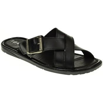 Zapatos Hombre Zuecos (Mules) Skut 4040 Negro