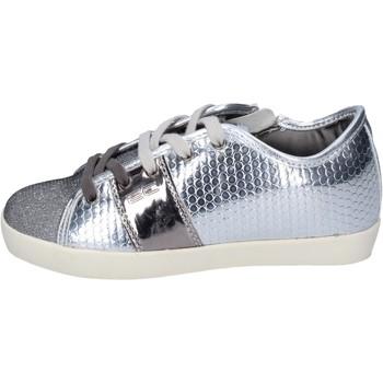 Zapatos Niña Deportivas Moda Enrico Coveri BN689 plata