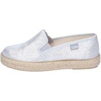 Zapatos Niña Slip on Enrico Coveri BN701 plata