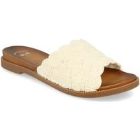 Zapatos Mujer Sandalias Colilai H006 Blanco