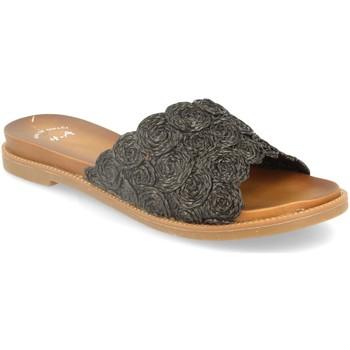 Zapatos Mujer Sandalias Colilai H006 Negro