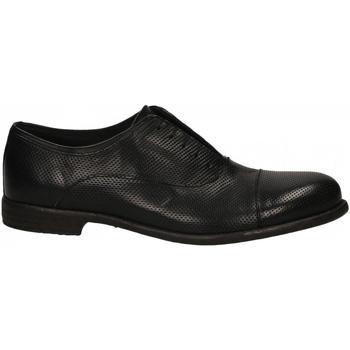 Zapatos Hombre Derbie Franco Fedele FORO nero
