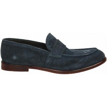 Zapatos Hombre Mocasín J.p. David WASH blu-scuro