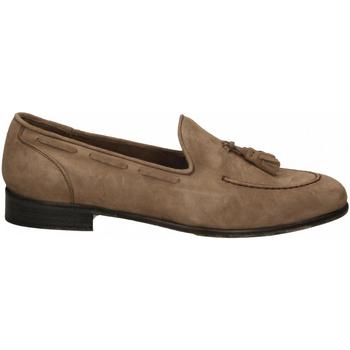 Zapatos Hombre Mocasín J.p. David CAPRA SCAMOSCIATO fango