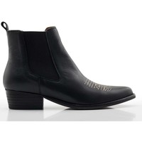 Zapatos Mujer Low boots Bryan MINERVA negro