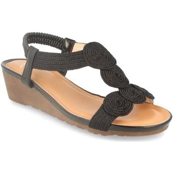 Zapatos Mujer Sandalias Colilai H070 Negro