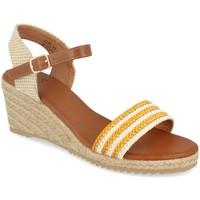 Zapatos Mujer Sandalias Colilai H086 Amarillo