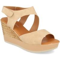 Zapatos Mujer Sandalias Festissimo HL289-1 Beige