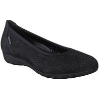 Zapatos Mujer Bailarinas-manoletinas Mephisto ELSIEPERF Negro