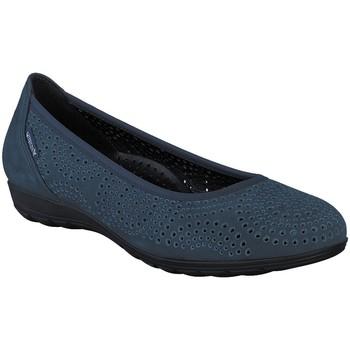 Zapatos Mujer Bailarinas-manoletinas Mephisto ELSIEPERF Azul