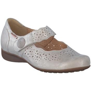 Zapatos Mujer Bailarinas-manoletinas Mephisto FABIENNE Beige