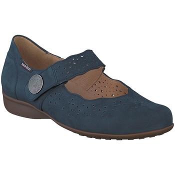 Zapatos Mujer Bailarinas-manoletinas Mephisto FABIENNE Azul