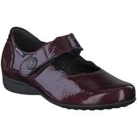 Zapatos Mujer Bailarinas-manoletinas Mephisto FLORA Rojo