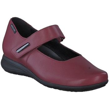 Zapatos Mujer Bailarinas-manoletinas Mephisto NYNA Rojo