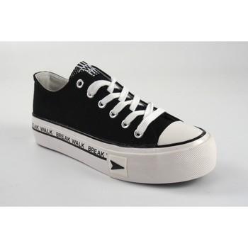Zapatos Mujer Zapatillas bajas B&w 26811 Negro
