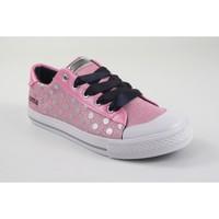Zapatos Niña Zapatillas bajas Joma PRESS 2013 rosa