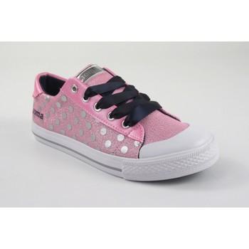 Zapatos Niña Zapatillas bajas Joma Lona niña  press 2013 rosa Rosa