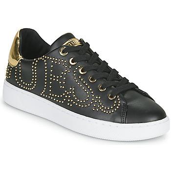 Zapatos Mujer Zapatillas bajas Guess RAZZ Negro