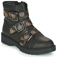 Zapatos Mujer Botas de caña baja Guess WENDY Negro