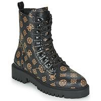 Zapatos Mujer Botas de caña baja Guess OXANA Negro
