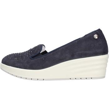 Zapatos Mujer Deportivas Moda Enval - Slip on  blu 5264200 BLU