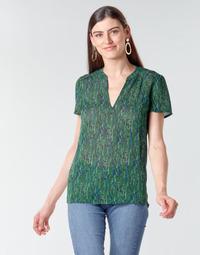 textil Mujer Tops / Blusas Ikks BR11055 Verde
